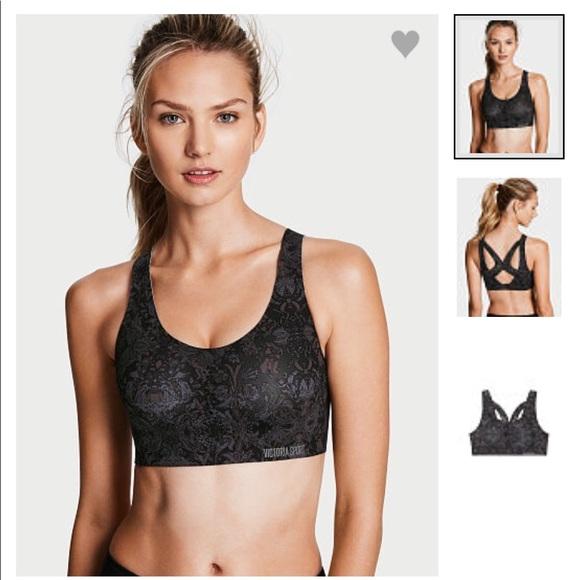 44868dcfbf New Victoria's Secret Angel Max Sport Bra NWT